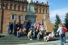 2005 Wycieczka do Sandomierza