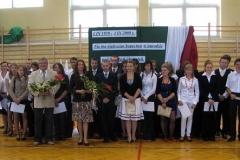2009 - Stypendia dla ZSP