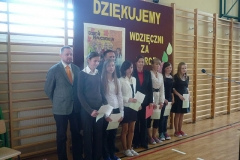 2010 - Stypendia Gimnazjum Paleśnica